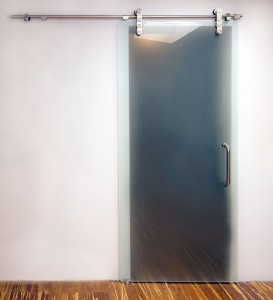 example of barn door